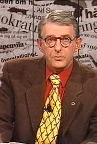 Stellan Sundahl in Snacka om nyheter (1995)