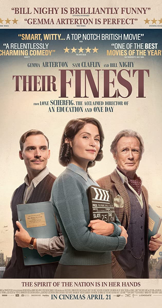 Their Finest (2016) - IMDb