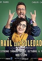 Raúl con Soledad
