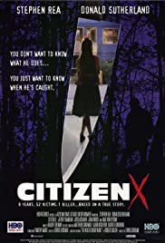Citizen X Poster