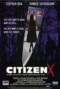 Primary photo for Citizen X