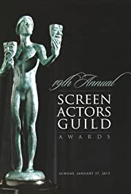 19th Annual Screen Actors Guild Awards (2013)