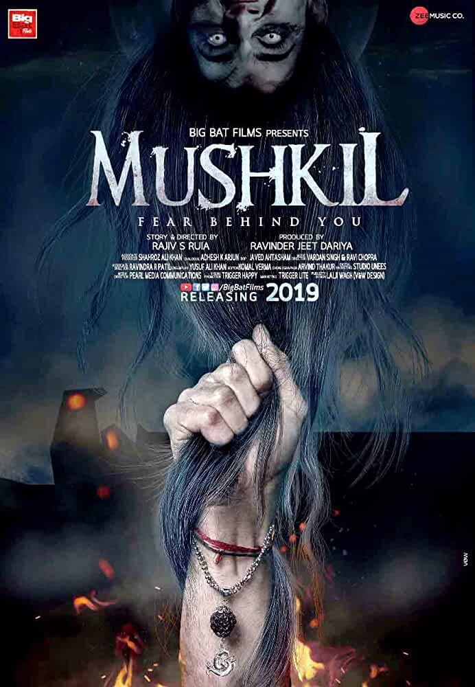 Mushkil (2019) Hindi 720p HEVC HDRip x265 AAC 700MB