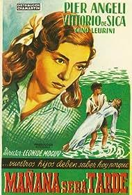 Domani è troppo tardi (1950) Poster - Movie Forum, Cast, Reviews