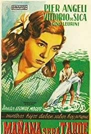 Tomorrow Is Too Late(1950) Poster - Movie Forum, Cast, Reviews
