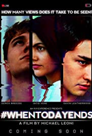 #WhenTodayEnds Poster