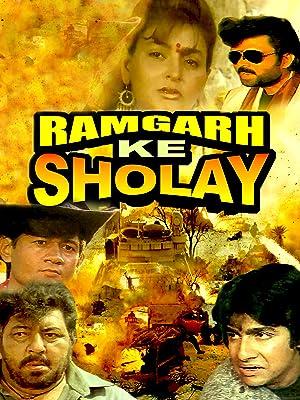 Amjad Khan Ramgarh Ke Sholay Movie