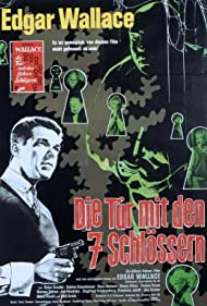Die Tür mit den 7 Schlössern (1963) Poster - Movie Forum, Cast, Reviews