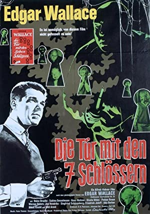 Edgar Wallace - Die Tür mit den 7 Schlössern (1962) • 5. August 2021