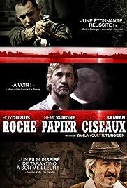 Roche papier ciseaux Poster