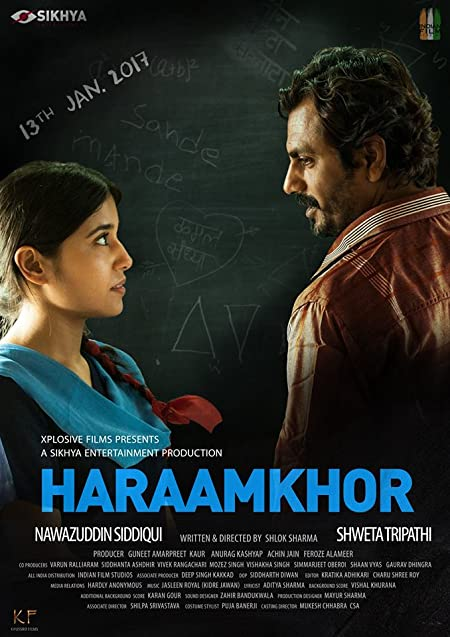 Haraamkhor (2017) Hindi WEB-DL - 480P | 720P - x264 - 400MB | 800MB - Download & Watch Online  Movie Poster - mlsbd