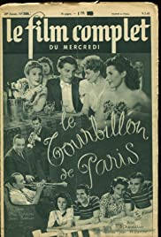Whirlwind of Paris Poster