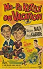 Ma and Pa Kettle on Vacation (1952) Poster