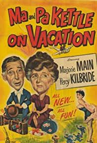 Primary photo for Ma and Pa Kettle on Vacation