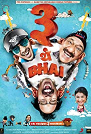 Teen Thay Bhai Poster