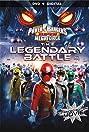 Power Rangers Super Megaforce: The Legendary Battle (2015) Poster