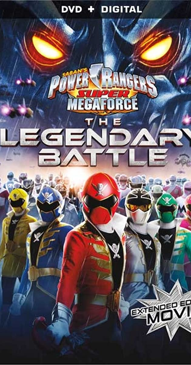 Power Rangers Super Megaforce: The Legendary Battle (Video 2015) - IMDb