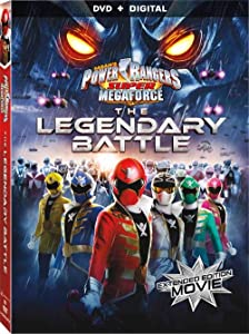 Power Rangers Super Megaforce: The Legendary Battle download torrent