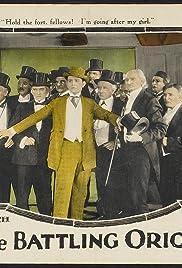 The Battling Orioles Poster