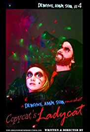 Copycat's Ladycat: A Detective Adam Sera One-Shot Poster