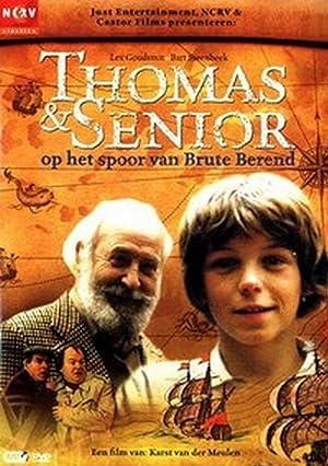 Thomas en Senior op het spoor van Brute Berend (1985)