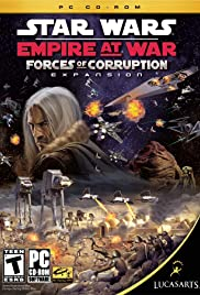 Star Wars Empire at War: Forces of Corruption (Video Game