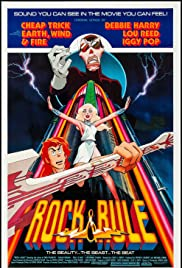 Rock & Rule (1983) Poster - Movie Forum, Cast, Reviews