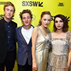 Hannah Marks, Jeremy Allen White, Maika Monroe, and Joey Power in After Everything (2018)