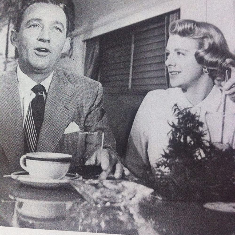bing crosby and rosemary clooney in white christmas 1954 - How Old Was Bing Crosby In White Christmas