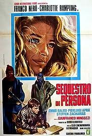 Sequestro di persona Poster