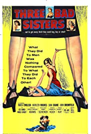 Three Bad Sisters Poster