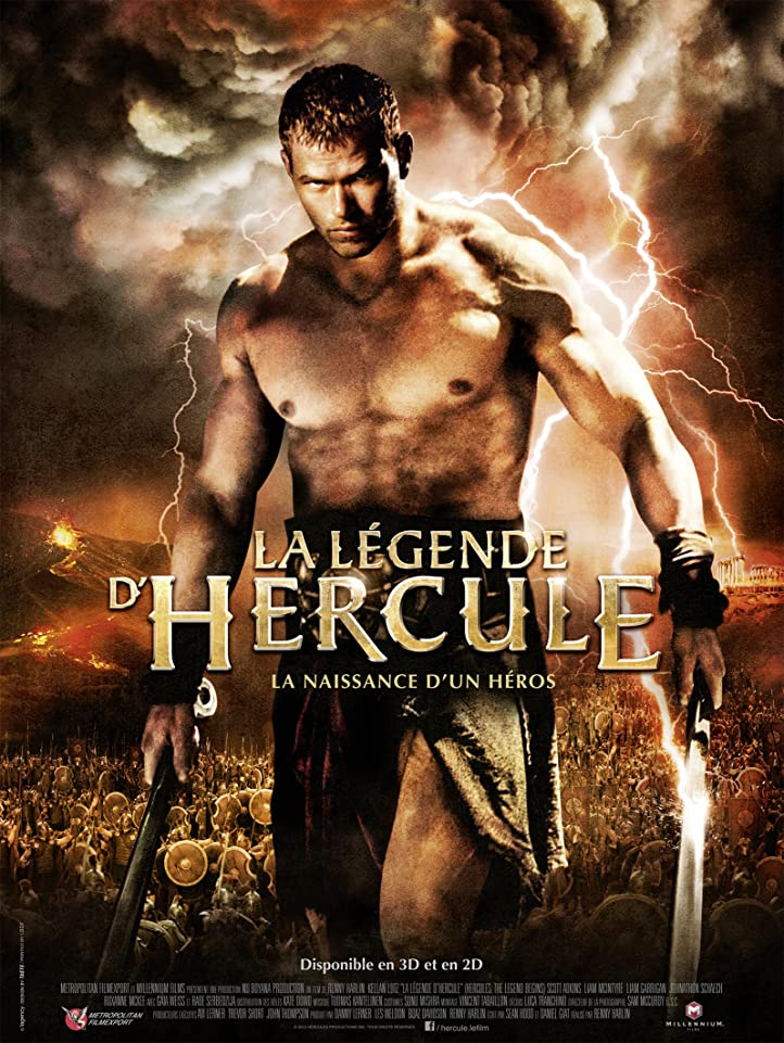 The Legend of Hercules (2014) Hindi Dubbed