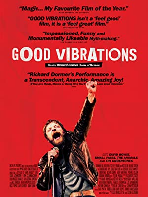 Where to stream Good Vibrations