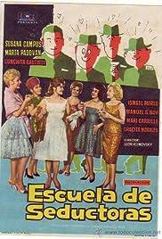 Escuela de seductoras Poster