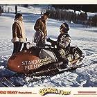 Dean Jones and Nancy Olson in Snowball Express (1972)