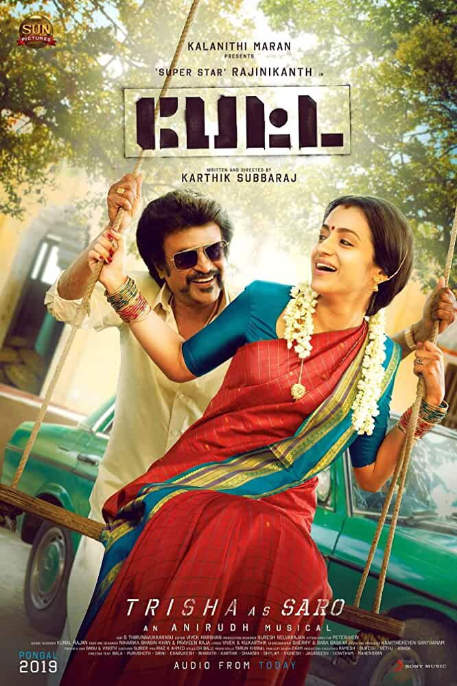 Petta (2019) Hindi 480p,720p HDRip x264 AAC ESubs Audio Cleaned [450MB,700MB] Full South Movie Hindi