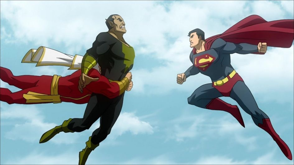 Dc showcase superman/shazam the return of black adam online dating