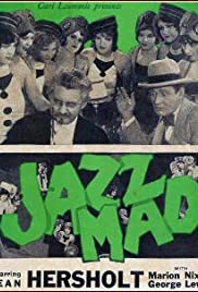 Jazz Mad Poster