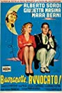 Buonanotte... avvocato! (1955) Poster