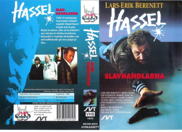 Roland Hassel polis - Slavhandlarna (1989)
