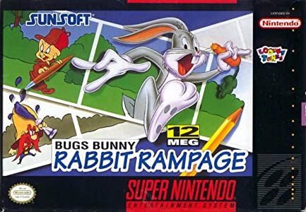 Funny movie clip downloads Bugs Bunny: Rabbit Rampage [480i]