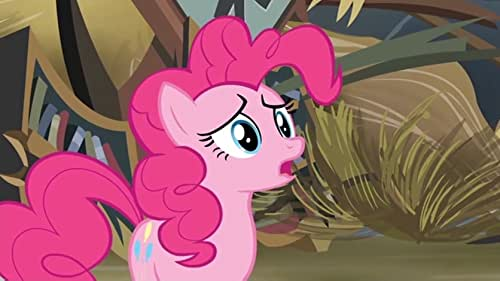My Little Pony Friendship Is Magic: Games Ponies Play: Gilda And Rainbow Dash Were Friends