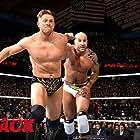 Mike 'The Miz' Mizanin and Claudio Castagnoli in WWE Payback (2016)
