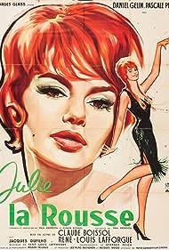 Julie la rousse (1959)