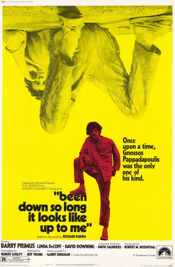 Been Down So Long It Looks Like Up to Me (1971) - IMDb