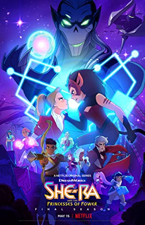 She-Ra and the Princesses of Power Season 2 Complete + EXTRA 1080p WEBRip x264 [i c]