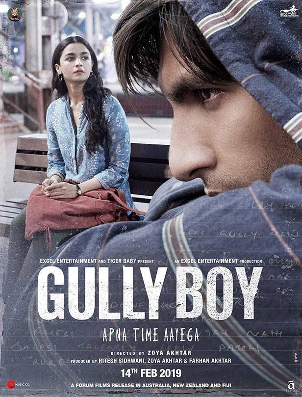 Gully Boy 2019 1080p JPN Blu-ray AVC DTS-HD MA 5.1-Positive | G- Drive | 37 GB |