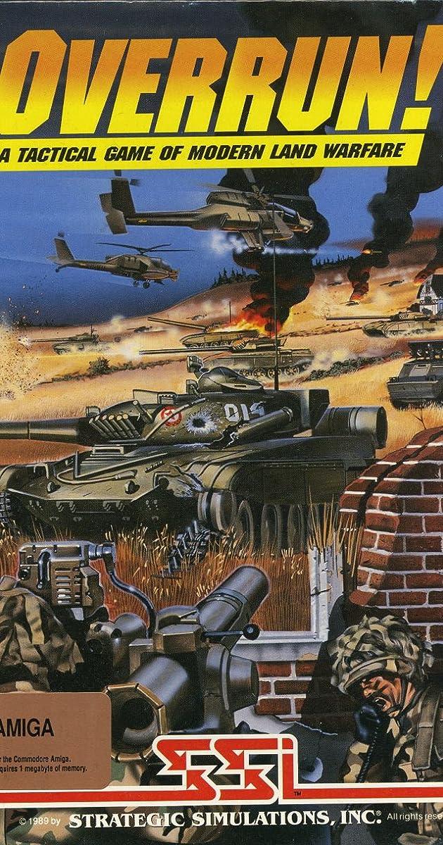 Overrun! (Video Game 1989) - IMDb