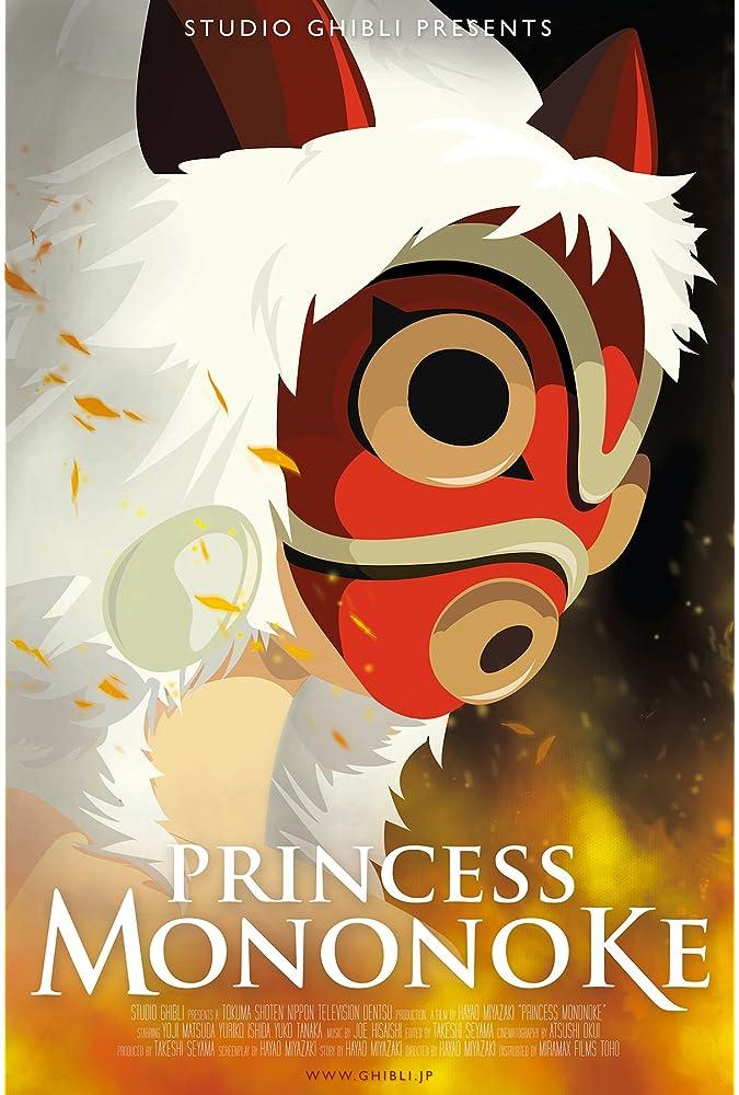 Princess Mononoke(1997)