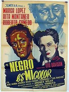 Best movies downloads free Negro es mi color [Mkv]